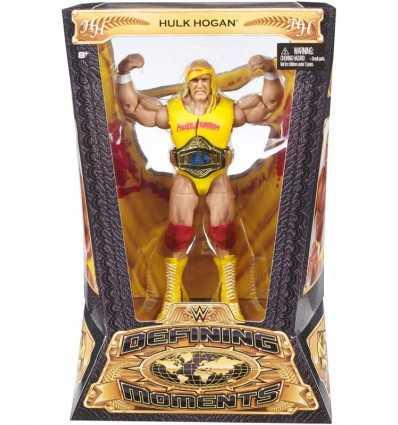 wwe hulk hogan-defining moments CJK99/CJK98 Mattel- Futurartshop.com