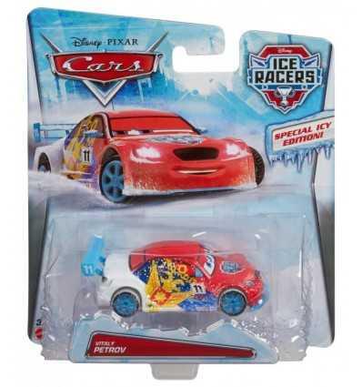 Ice racerbilar Vitaly Petrov CDR25/CDR33 Mattel- Futurartshop.com