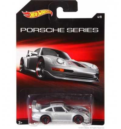 Hot Wheels Silber Porsche 993 GT2 CGB63/CGB69 Mattel- Futurartshop.com