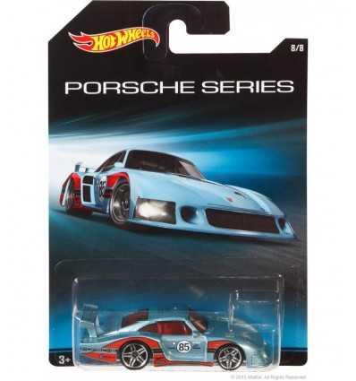 Hot Wheels Porsche 935-78 azul CGB63/CGB67 Mattel- Futurartshop.com