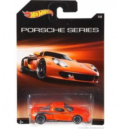 ホット ホイール オレンジ ポルシェ カレラ GT CGB63/CGB71 Mattel- Futurartshop.com
