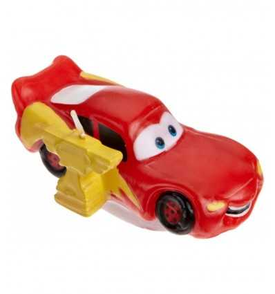 cars lightning mcqueen candle 52143 New Bama Party- Futurartshop.com