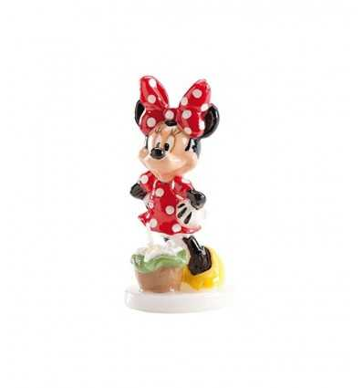 candela cera sagomata minnie 346028 New Bama Party-Futurartshop.com