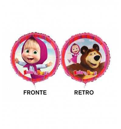 Гелий надувные шарики Маша и медведь RC-L161 New Bama Party- Futurartshop.com