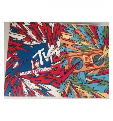 ノートブック A4 5 mm MTV 9 モデル 151423 Accademia- Futurartshop.com