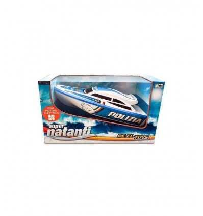 Electric police hull 28 cm 1470 Re.El Toys- Futurartshop.com