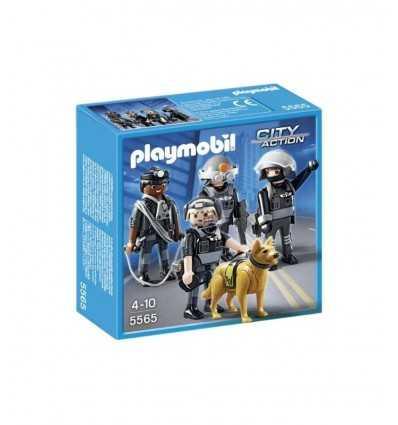 Специальные десантные войска 5565 Playmobil- Futurartshop.com