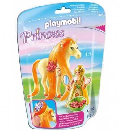 Playmobil princesse Sun avec poney 6168 Playmobil- Futurartshop.com