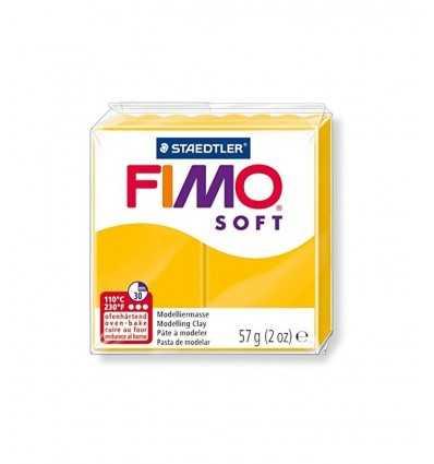 panetto fimo soft 57 grammi giallo sole 16 Staedtler-Futurartshop.com