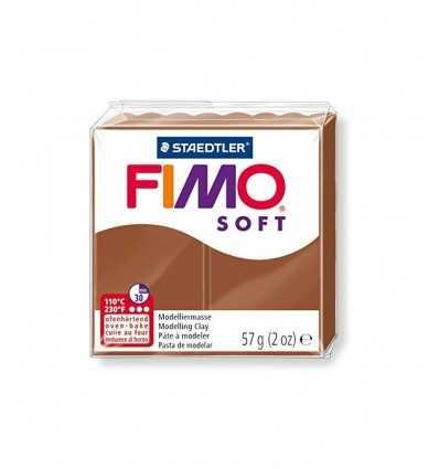 FIMO soft Karamell Kuchen 7 Staedtler- Futurartshop.com