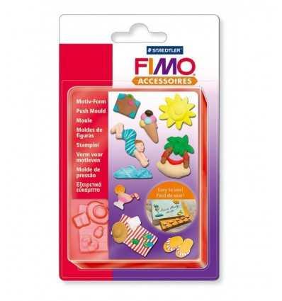 Fimo Urlaub Thematische Schablonen 8725 03 Staedtler- Futurartshop.com