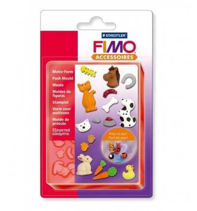 Fimo mögel teman tillbehör husdjur 11872501 2 Staedtler- Futurartshop.com
