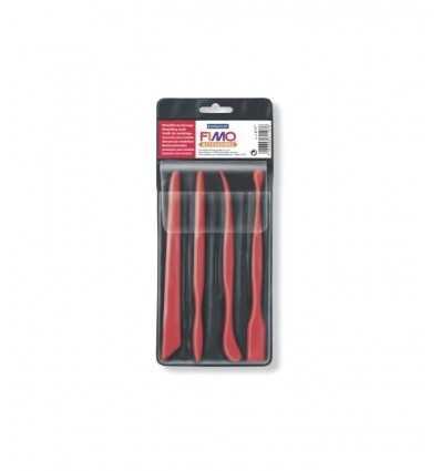 Fimo creative accessories set tools for modeling 118711 Staedtler- Futurartshop.com