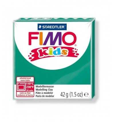 Fimo pasta verde 42gr para niños 0003612 Staedtler- Futurartshop.com