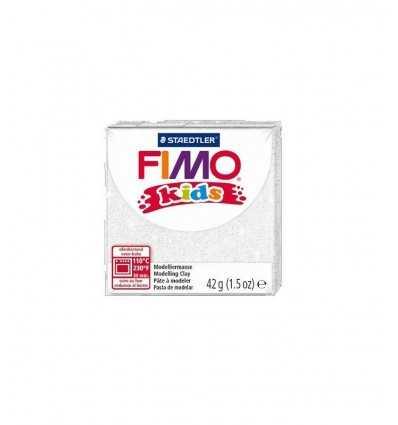 Fimo ciasta dzieci biały brokat 42gr 0003619 Staedtler- Futurartshop.com