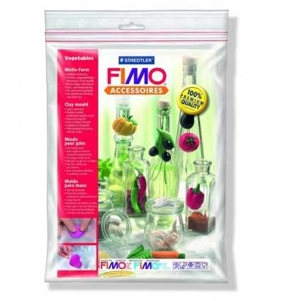Fimo vegetable-themed molds 2152142 Staedtler- Futurartshop.com