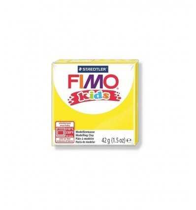 Fimo degen barn gul 42gr 1 0003604 Staedtler- Futurartshop.com
