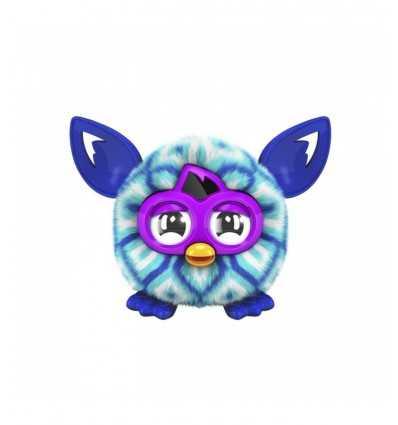 Furby Furblings niebieski niebieski i biały A6100EU41/A7890 Hasbro- Futurartshop.com