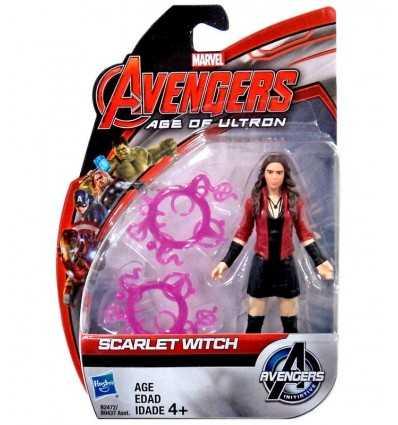 Avengers ålder Ultron karaktär Scarlet Witch B0437EU41/B2472 Hasbro- Futurartshop.com