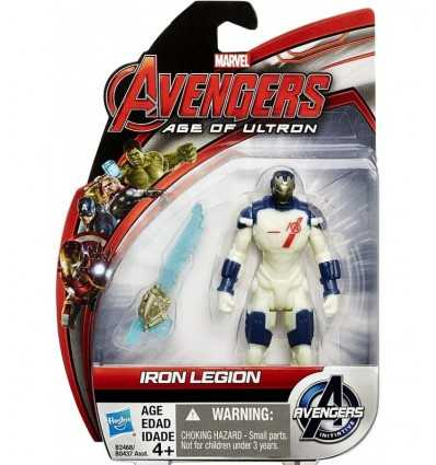 Avengers ålder av Ultron personggio Hulk B0437EU41/B2468 Hasbro- Futurartshop.com