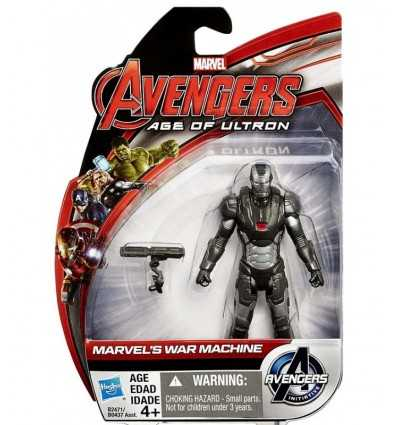 Avengers Age of Ultron personaggio Marvel's War Machine B0437EU41/B2471 Hasbro-Futurartshop.com
