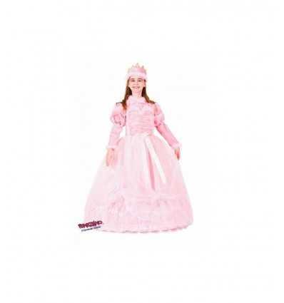 Costume carnevale Barby al ballo lusso 8917 Veneziano-Futurartshop.com