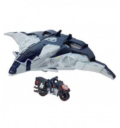 Mściciele wieku Ultron cyklu wielkich Quinjet B0425EU40 Hasbro- Futurartshop.com