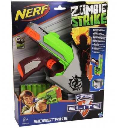 Zombie Sidestrike 4 Nerf Dart A6557E240 Hasbro- Futurartshop.com