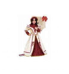 Vestido del carnaval tigrotto