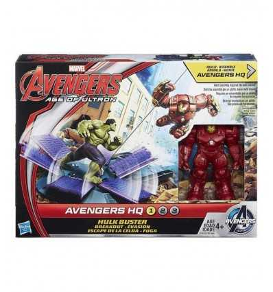 Avengers Age of Ultron playset Hulk Buster B1402EU40/B1663 Hasbro-Futurartshop.com