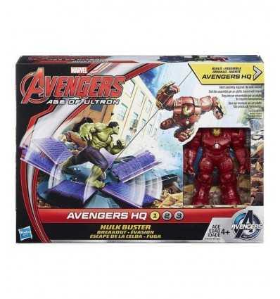 Avengers ålder av Ultron lekset Hulk Buster B1402EU40/B1663 Hasbro- Futurartshop.com