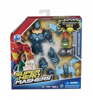 Marvel Super Hero Marvel Charakter Mashers Schlacht Upgrade von Whiplash A6833EU40/B0696 Hasbro- Futurartshop.com