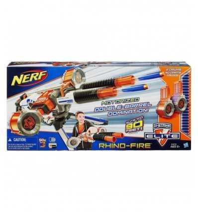 Rhino Elite Strike Nerf Blaster 34276EU40 Hasbro- Futurartshop.com