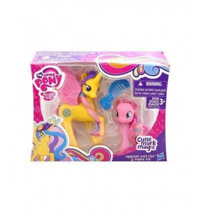 mon petit poney princesse or lily et pinkie pie A2004EU40/A9883 Hasbro- Futurartshop.com