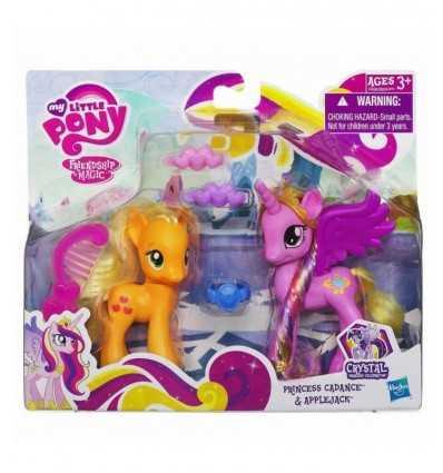 мой маленький пони принцесса cadance и кальвадоса A2004E241/A2658 Hasbro- Futurartshop.com