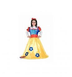 Pinocchio Marionette Karneval Kleid