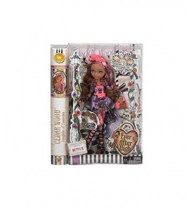 córka Cedar drewna doll Pinokio CDM49/CDM51 Mattel- Futurartshop.com
