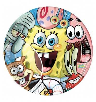 Spongebob mat 23 10 cm 110058 - Futurartshop.com