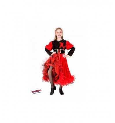 Costume carnevale Can Can 8907 Veneziano- Futurartshop.com