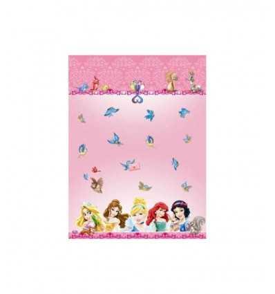 mantel 120 x 180 cm princesas de disney 20140504157 New Bama Party- Futurartshop.com