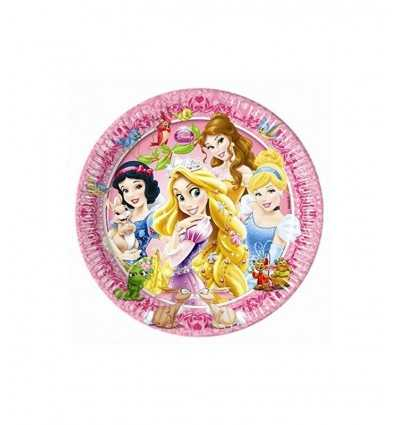 8 20 см плиты принцесс Диснея 4072287B New Bama Party- Futurartshop.com