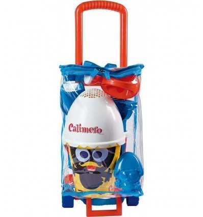 Trolley Reisetasche mit Zubehör calimero 6402-0CAL Androni- Futurartshop.com