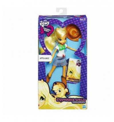 Equestria Puppensammlung Mädchen Apple jack A9224EU40/A9260 Hasbro- Futurartshop.com