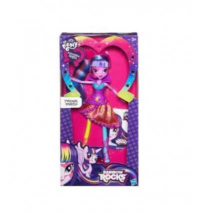 Equestria Twilight Sparkle klassische Mädchen Puppe mein kleines pony A3994E246/A8831 Hasbro- Futurartshop.com