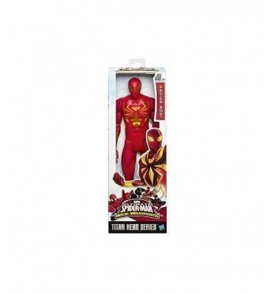 Titan Ultimate Spider Man héroe carácter araña de hierro A8727/B1471 Hasbro- Futurartshop.com