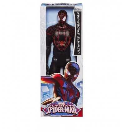 Ultimate Spider Man Ultimate Spiderman tecken hjälte titan B0747E40/B1469/A8728 Hasbro- Futurartshop.com
