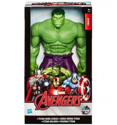 Avengers Titan hjälte karaktären Hulk B0443EU40 Hasbro- Futurartshop.com