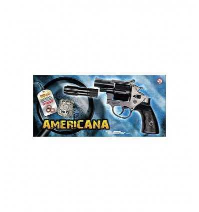 アメリカのおもちゃ警察銃エジソン 0181.92 Edison Giocattoli - Futurartshop.com