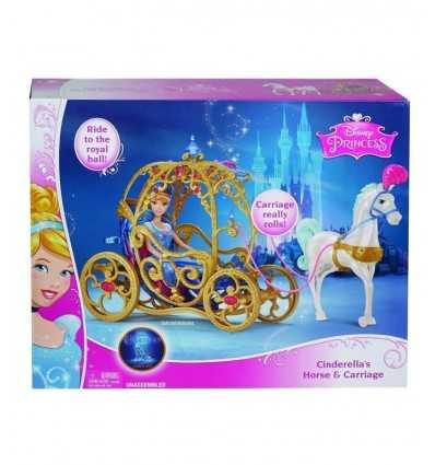 Cenerentola La carrozza e il cavallo CDC44 Mattel-Futurartshop.com