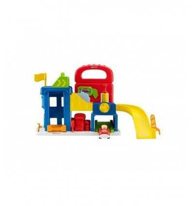 Маленькие люди гараж BFT92 Mattel- Futurartshop.com